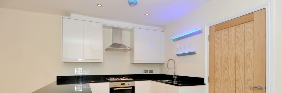 Plasterers Portsmouth Kitchen Photo